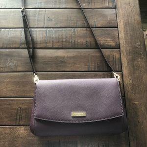 Deep purple Kate Spade Crossbody